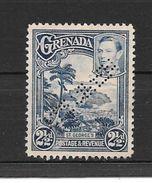 GRENADA -  SPECIMEN SPECIMENS RARISIME  AVEC 3 CERTIFICATIONS D'EXPERTS AU DOS - Grenada (...-1974)