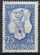 FINLANDIA 1952 Nº 393 USADO - Finlandia