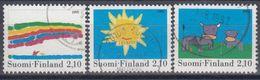 FINLANDIA 1991 Nº 1115/17 USADO - Gebraucht