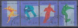 FINLANDIA 1991 Nº 1119/21 USADO - Finlandia