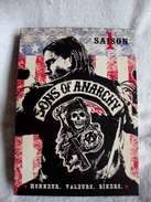 Dvd Zone 2 Sons Of Anarchy - Saison 1 (2008) Vf+Vostfr - TV-Reeksen En Programma's