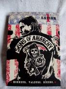 Dvd Zone 2 Sons Of Anarchy - Saison 1 (2008) Vf+Vostfr - Séries Et Programmes TV