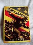 Dvd Zone 2 Sons Of Anarchy - Saison 2 (2009) Vf+Vostfr - TV-Reeksen En Programma's