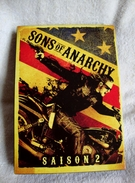 Dvd Zone 2 Sons Of Anarchy - Saison 2 (2009) Vf+Vostfr - Séries Et Programmes TV