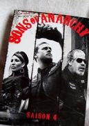 Dvd Zone 2 Sons Of Anarchy - Saison 4 (2011)  Vf+Vostfr - Séries Et Programmes TV