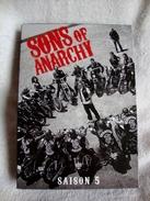 Dvd Zone 2 Sons Of Anarchy - Saison 5 (2012) Vf+Vostfr - Séries Et Programmes TV