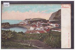 PORTUGAL - MADEIRA  - TB - Madeira