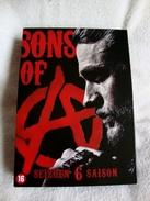 Dvd Zone 2 Sons Of Anarchy - Saison 6 (2013)  Vf+Vostfr - Séries Et Programmes TV
