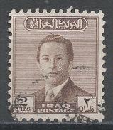 Iraq 1954. Scott #142 (U) King Faisal II, Roi - Iraq