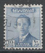 Iraq 1954. Scott #148 (U) King Faisal II, Roi - Iraq