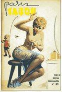 IllustrateurD.R PARIS TABOU GEN-114 - Illustrators & Photographers