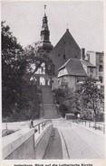 Aus Zeitung: Insterburg - Luther. Kirche - Ums.: Rominten - Jagd-Kapelle - Ostpreussen -ca. 1930 - 7*11cm (29798) - Reise & Fun