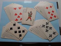 SCHOENCREME * The RICH * Crème Pour Chaussures ( Kaartspel Van 7 > Aas : Zie Foto's Voor En Achter ) ! - Playing Cards (classic)