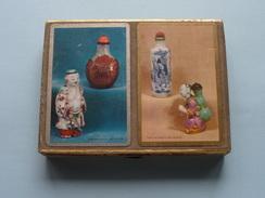 Kaartspel Met Chinese Voorwerpen ( From The Seattle ART MUSEUM ) - ( Kaartspel Compleet : Zie Foto's Voor En Achter ) ! - Playing Cards (classic)