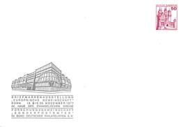 """PU 112/40**  Briefmarkenausstellung """"Europäische Gemeinschaft"""", Bonn - Privatumschläge - Ungebraucht"""