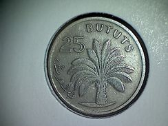 Gambie 25 Bututs 1971 - Gambia