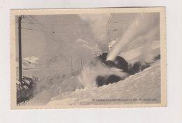 SWITZERLAND BERNINABAHN Nice Postcard - GR Grisons