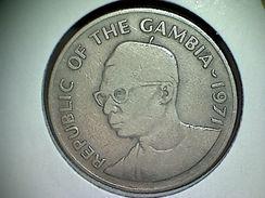 Gambie 50  Bututs 1971 - Gambie