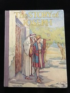ENGLISH BOOK FOR CHILDREN - RARE - THE STORY OF JOSEPH - Enfants