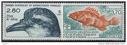 TAAF, N° 189 à N° 190** Y Et T - Terre Australi E Antartiche Francesi (TAAF)