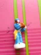 Fève Creche Jesus Marie Prime 2003  Roi Mage Bleu - Santons