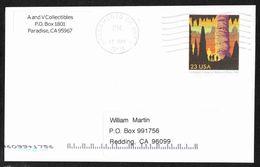 United States - Scott #UX381 Used (1) - Postal Stationery
