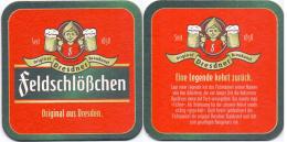 #D152-077 Viltje Feldschlößchen Dresden - Sous-bocks