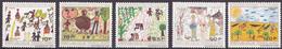 Kc_ Togo - Mi.Nr. 2093 - 2097 - Postfrisch MNH - Togo (1960-...)