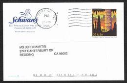 United States - Scott #UX381 Used (3) - Postal Stationery