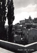 AP412  LANUSEI - NUORO - FG VIAGGIATA 5.5.1955 FOTOGRAFICA - Nuoro