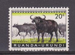 Rwanda MNH ; Buffel, Buffelo, Buffle, Bufalo NOW MANY ANIMAL STAMPS FOR SALE - Koeien