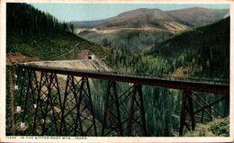 In The Bitter Root Mts, Idaho - Etats-Unis
