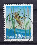 Norway 1998 Afa 1274Cv Græshoppe DELUXE Cds. VÅGÅ - Norwegen