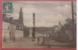 27 - FLEURY SUR ANDELLE---L'Entrée Du Pays-- - Francia