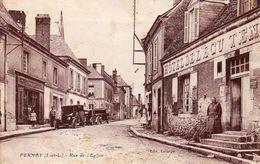 PERNAY   - Rue De L'eglise - France