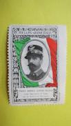 Vignette Italie  Marche Nationaliste Per La Piv Grande Italia Générale Alfredo Dallolio - Erinnophilie