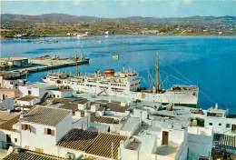 IBIZA      LE PORT   BATEAU - Ibiza