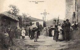 VELAY  ILLUSTRE   -  Une Procession A La Campagne - Editeur Marguerit  Bremond - Le Puy (haute Loire) - France