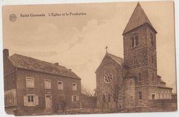 Cpa Saint Germain - La Bruyère