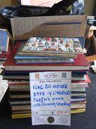 ~~ VRAC DU MONDE DANS 14 CLASSEURS **/*/(o) PARFAIT POUR COLLECTIONEUR / VENDEUR / VEND-PAR-PAGE - DEPART 1 EURO ~~ - Lots & Kiloware (mixtures) - Min. 1000 Stamps