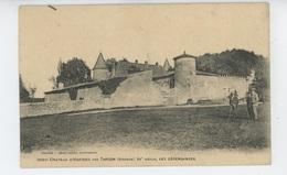 Château D' HORRIES Par TARGON -  Les Dépendances - Autres Communes