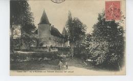 Château D' HORRIES Par TARGON - Autres Communes