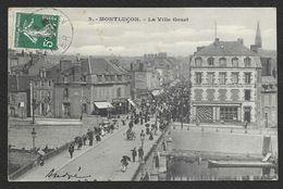 MONTLUCON La Ville Gozet (Chaumont) Allier (03) - Montlucon
