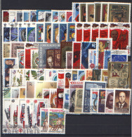 Russia 1985 Annata Completa / Complete Year Set O/Used VF/F - Used Stamps