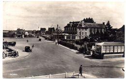 CALVADOS - Dépt N° 14 = RIVA BELLA 1934 = CPA  PICARD = Hôtel De La Plage Et Boulevard Boivin Champeaux - Riva Bella