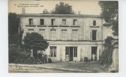 TARGON - Boulangerie Centrale - France