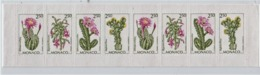 Monaco 1993 Carnet  N° 9  (1877/ 80)  Non Plié MNH     Flore - Carnets