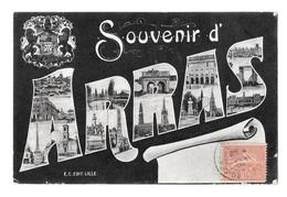 (16104-62) Arras - Souvenir D'Arras - Arras