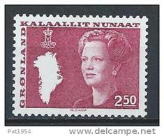 Groënland 1983 N°129 Neuf Reine Margrethe - Greenland