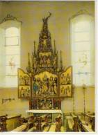 BARTHOLOMÄBERG MONTAFON - Gotischer Flügelaltar In Parrkirche - Anna-Altar, Knappenaltar CHRISTIANITY - Österreich